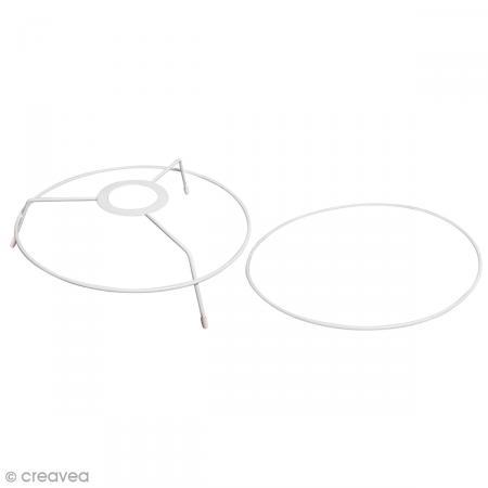 kit abat jour monter rayher 2 pcs kit abat jour creavea. Black Bedroom Furniture Sets. Home Design Ideas