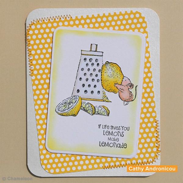 Coffret marqueurs Chameleon - Cool - 5 feutres - Photo n°5