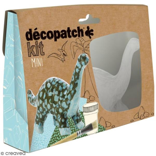 Mini kit créatif Welcome Décopatch - Dinosaure - Photo n°1