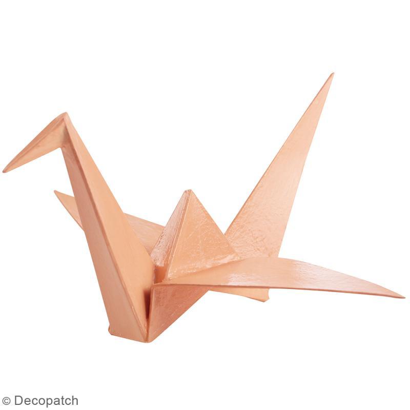 Grue origami à décorer - 41 x 23 x 7 cm - Photo n°3