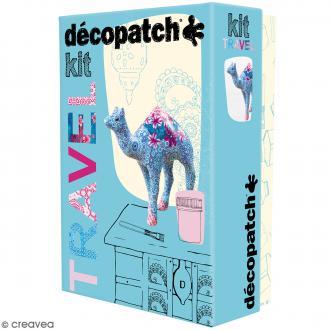 Kit créatif Décopatch - Travel (dromadaire)