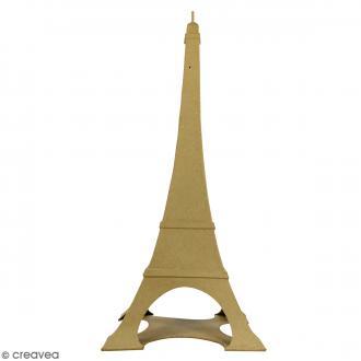 Tour Eiffel à décorer - 56 x 24 cm