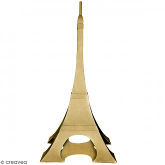 Tour Eiffel géante à décorer - 158 cm