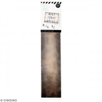 Filtres pour lightbox - Vintage - 3 pcs
