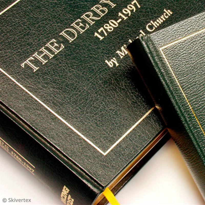 Papier Skivertex simili cuir - Feuille adhésive 30 x 30 cm - Photo n°4