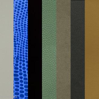 Papier Skivertex simili cuir - Feuille adhésive 30 x 30 cm