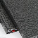 Papier Skivertex simili cuir - Feuille adhésive 30 x 30 cm - Photo n°3