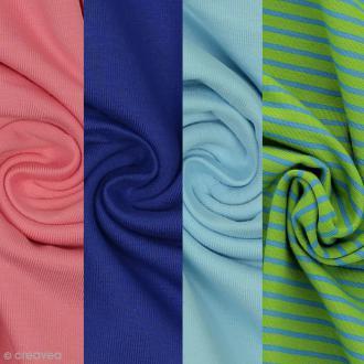 Tissu Jersey Coats - Largeur 150 cm - Par 10 cm (sur mesure)