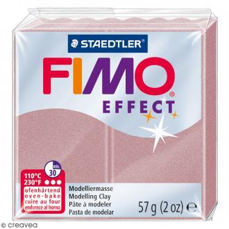 Pâte Fimo effect Rose perle 207 - 57 gr