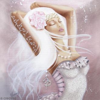 Image 3D - Femme Vierge - 30 x 30 cm
