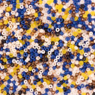 Perles de rocaille - Mix Artisan - 2 mm - 17 g