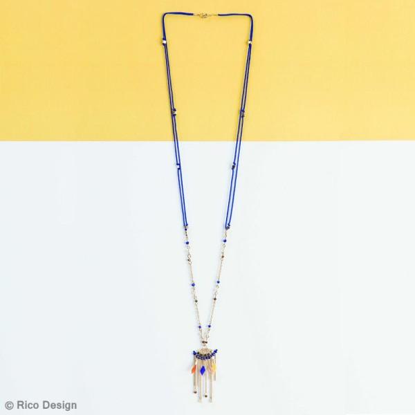 Perles à facettes - Neon - 3 mm - 60 pcs - Photo n°3