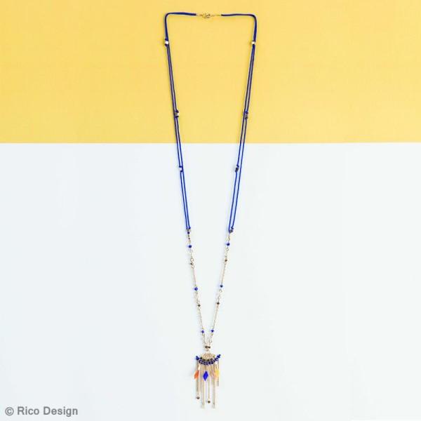 Perles à facettes - Artisan - 3 mm - 60 pcs - Photo n°2