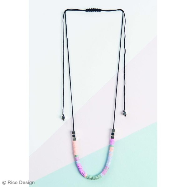 Assortiment de perles cubes - Perles cubes - Argent - 20 pcs - Photo n°2