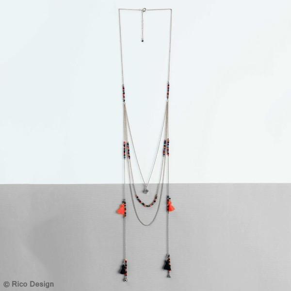 Kit accessoires pour bijoux - Argent - 27 pcs - Photo n°6