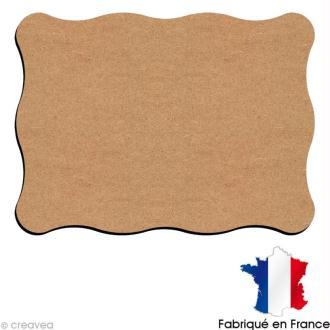 Set de table vague en bois 40 cm