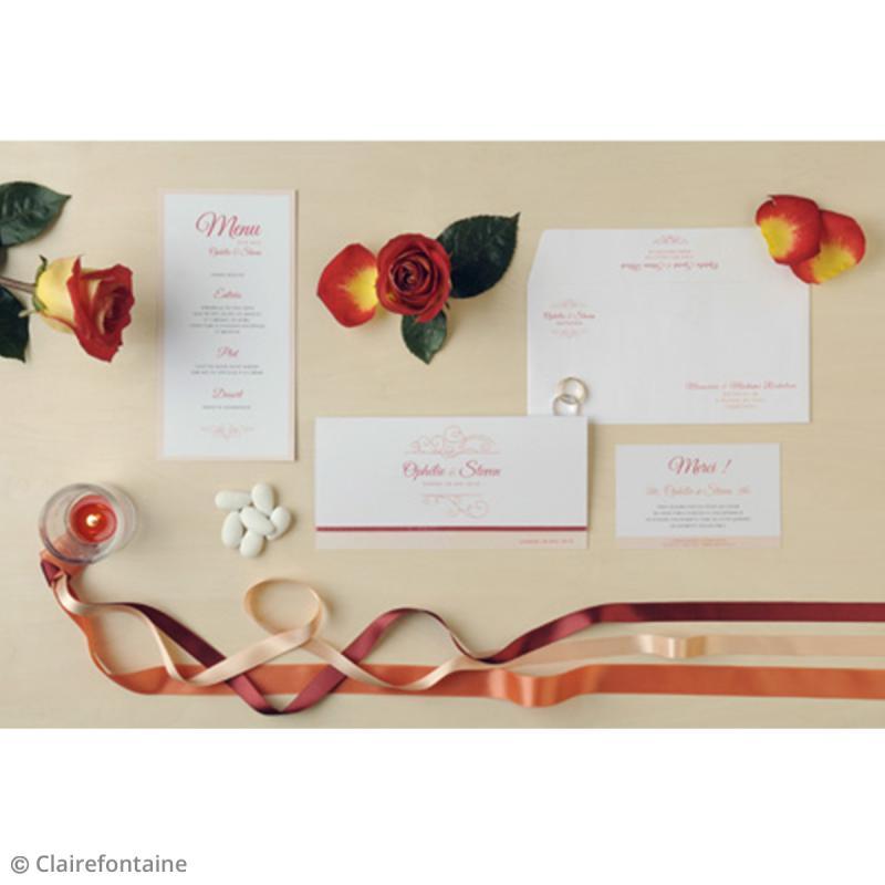 Papier Grain de Pollen A4 - 19 coloris - 5 feuilles - Photo n°3