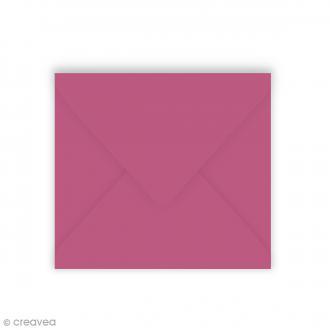 Enveloppe Pollen - Framboise - 125 x 138 mm - 20 pcs