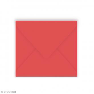 Enveloppe Pollen - Groseille - 125 x 138 mm - 20 pcs
