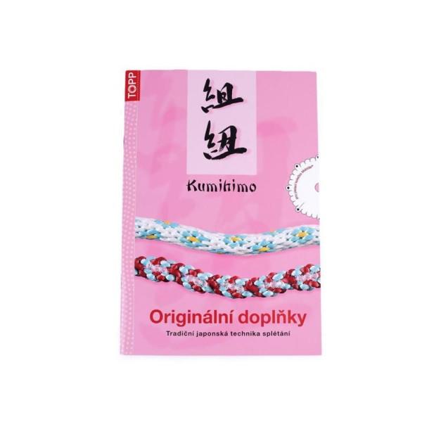 1pc Comme sur la Photo du Livre Kumihimo Originální Doplňky, Divers Accessoires d'Artisanat, des Bas - Photo n°1