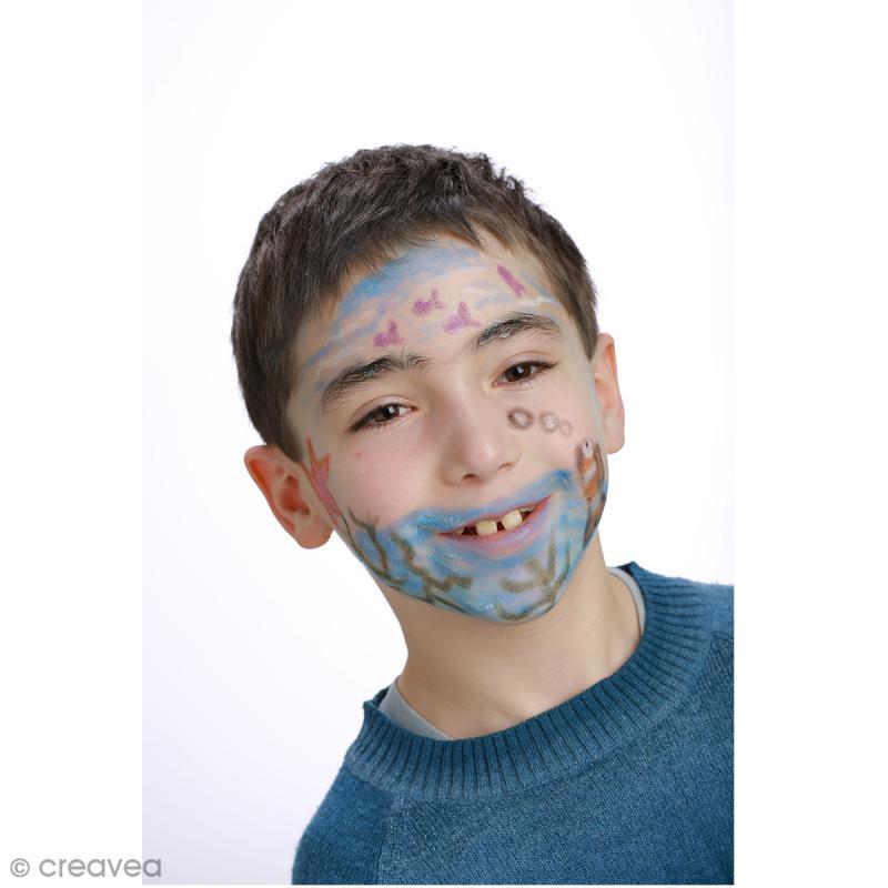 Maquillage Grim'tout sans paraben - 12 sticks - Photo n°4