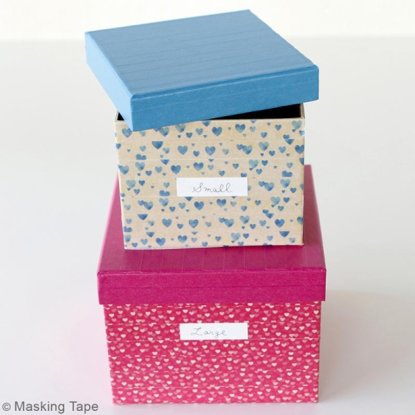 Masking Tape Pastel violet - 15 mm x 10 m - Photo n°4