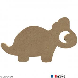 Dinosaure  en Bois à décorer - 18,7 cm