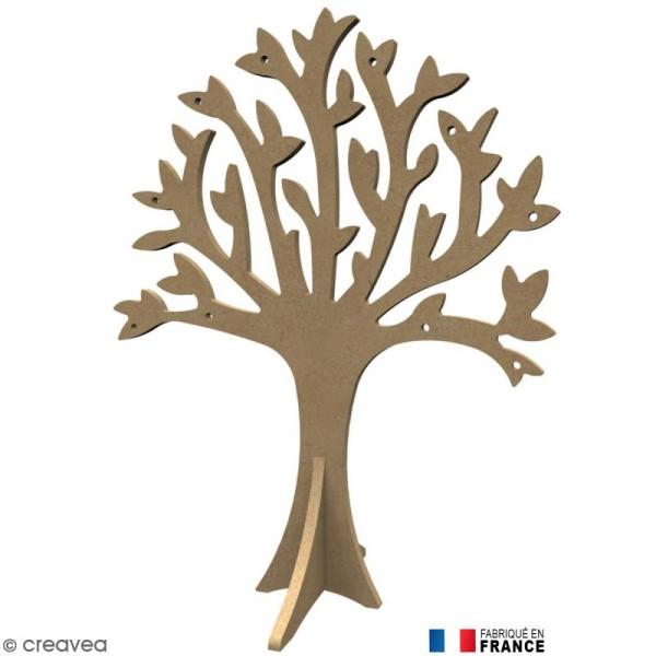 Arbre en Bois à décorer - 30 cm - Photo n°1