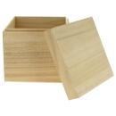Boîte cube 12 cm à décorer - Photo n°2