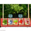 Casier à décorer en bois - 16 / 19 / 21,5 cm - 3 pcs - Photo n°5