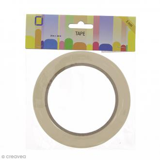 Ruban double face Tape - 3 mm x 20 m