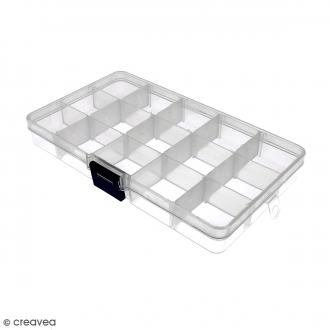 Bo te de rangement plastique acheter boite de rangement - Grande boite de rangement plastique ...