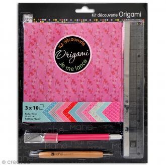 Kit découverte Origami - 4 pcs