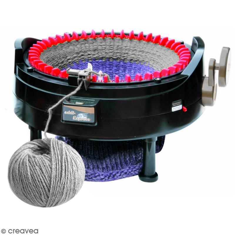 tricotin machine