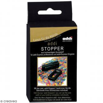 Stopper Addi pour tricotin - 2 pcs