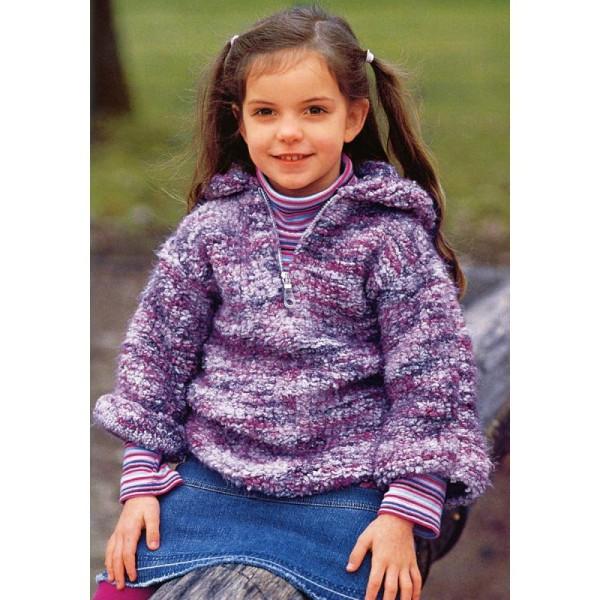 Livre Turbo-Tricot n°1 - 15 modèles faciles à réaliser au tricotin - 48 pages - Photo n°4