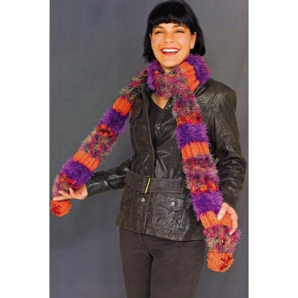 Livre tricotin Addi Express Kingsize - 24 modèles faciles à réaliser - 56 pages - Photo n°2