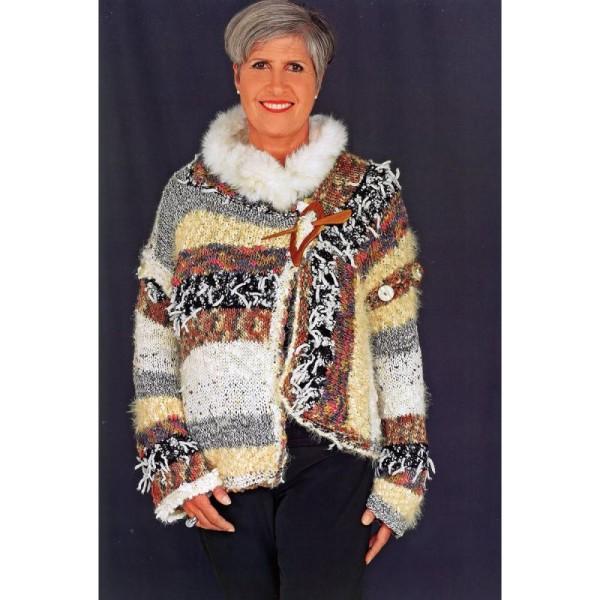 Livre tricotin Addi Express Kingsize - 24 modèles faciles à réaliser - 56 pages - Photo n°3