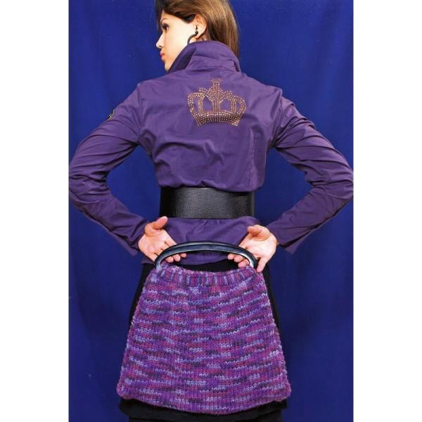 Livre tricotin Addi Express Kingsize - 24 modèles faciles à réaliser - 56 pages - Photo n°5
