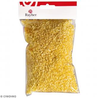 Petits confettis Jaune citron - 50 g