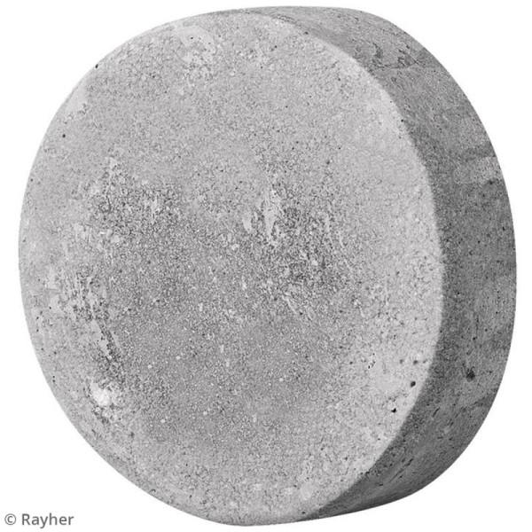 Moule pour béton créatif - Cercle 7,5 cm - Photo n°2
