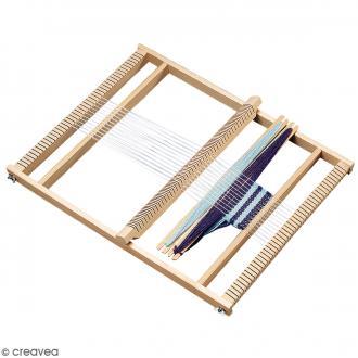 Kit métier à tisser pour enfant - 40 x 53,5 cm