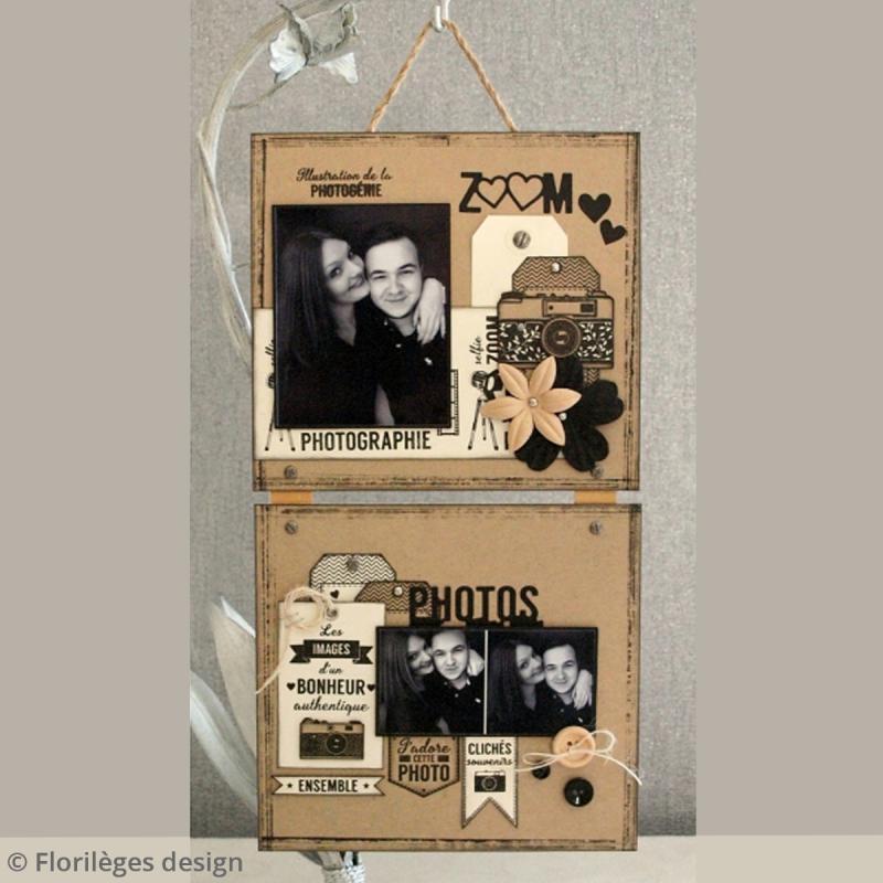 Die Florilèges Design Les combos - Photos zoom - 2 pcs - Photo n°5