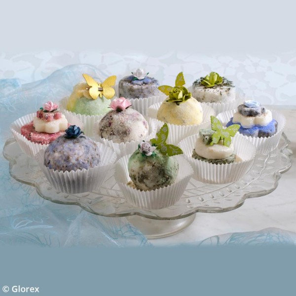 Poudre pour perles de bain moussantes - 400 g - Photo n°4