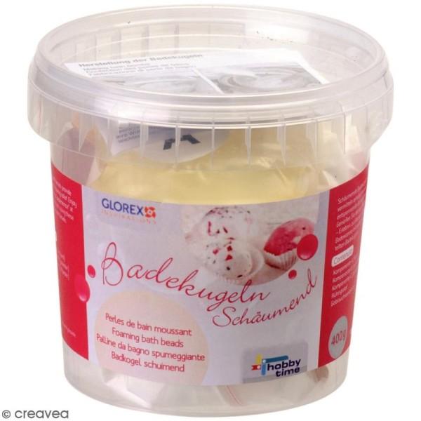Poudre pour perles de bain moussantes - 400 g - Photo n°1