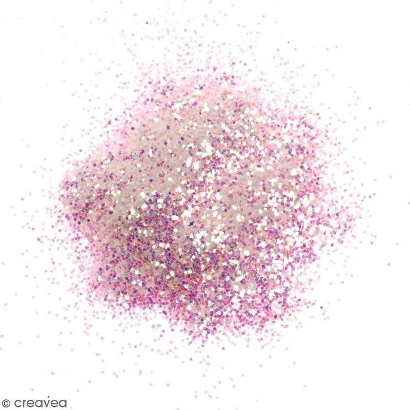 Paillettes pour cosmétiques - Nacré - 1 g - Photo n°1