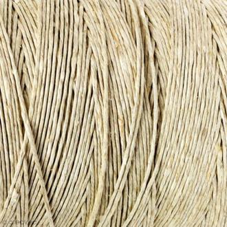 Corde de chanvre naturel - 1 mm x 74 m