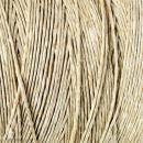 Corde de chanvre naturel - 1,5 mm x 32 m - Photo n°1