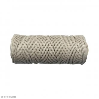 Cordon en jute naturel - 1,5 mm x 100 m
