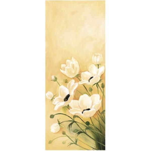 Image 3D - 0250003 - 10x25 - fleurs blanches - Photo n°1